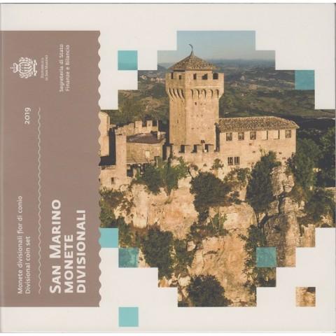 2019. Cartera euros San Marino