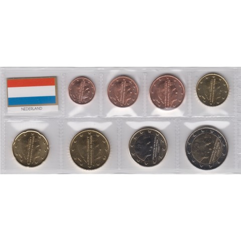 2019. Tira euros Holanda
