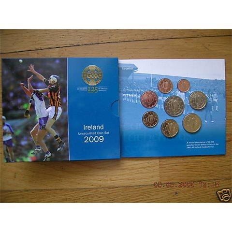 2009. Cartera euros Irlanda