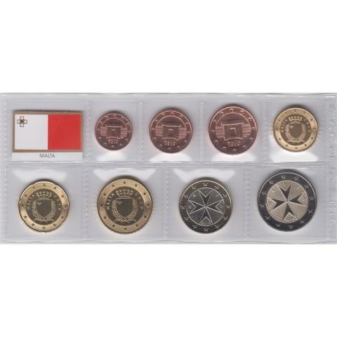 2019. Tira euros Malta