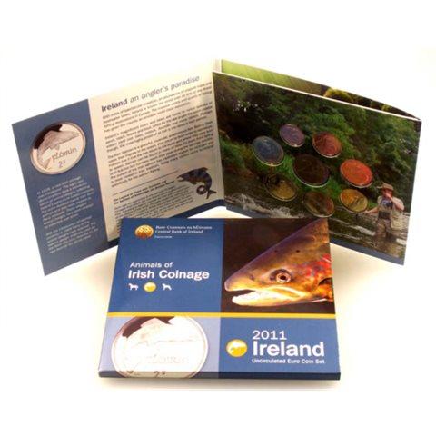 2011. Cartera euros Irlanda