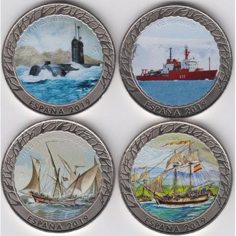 2019. Historia de la navegación. 5ª Serie