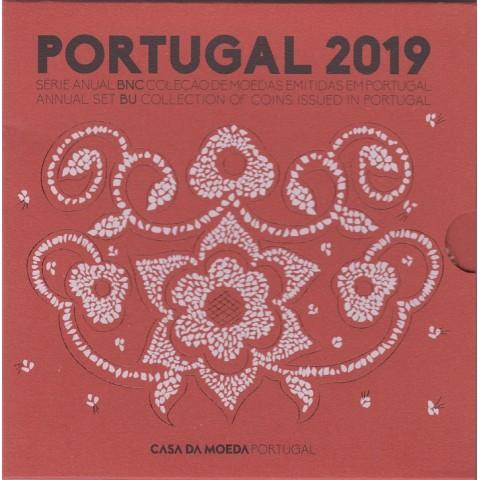 2019. Cartera euros Portugal