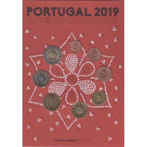 2019. Tira euros Portugal