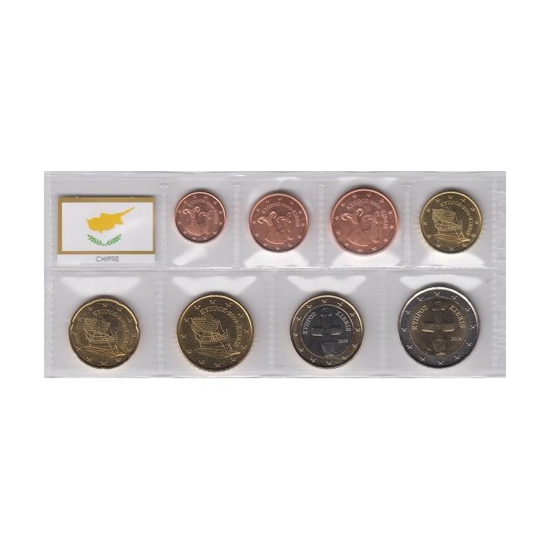 2009. Tira euros Chipre