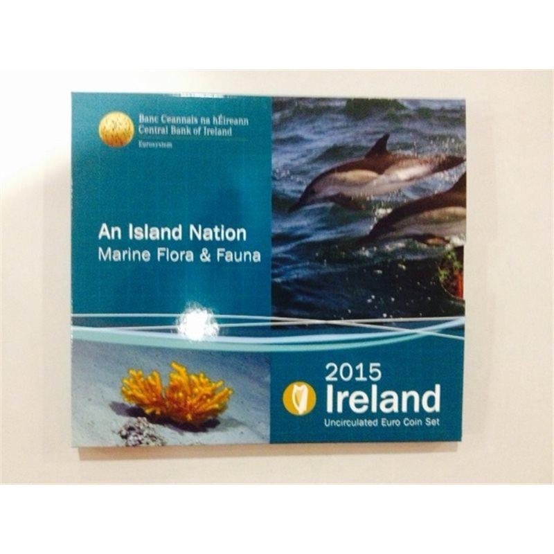 2015. Cartera euros Irlanda