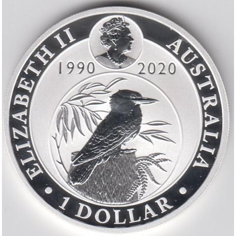 2020. Onza Australia. Kokaburra