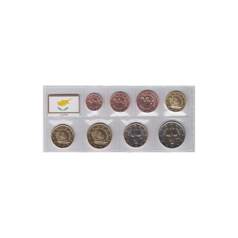 2019. Tira euros Chipre