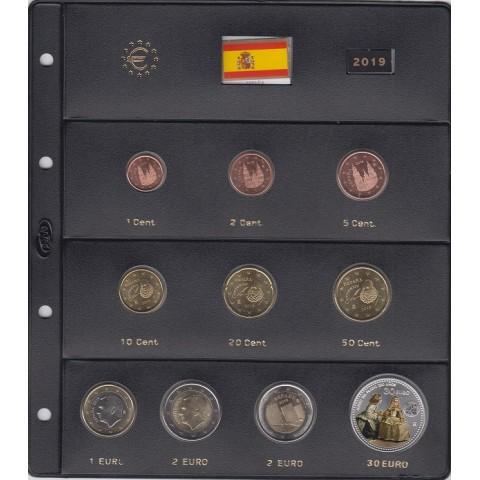 2019. Hoja Pardo euros España