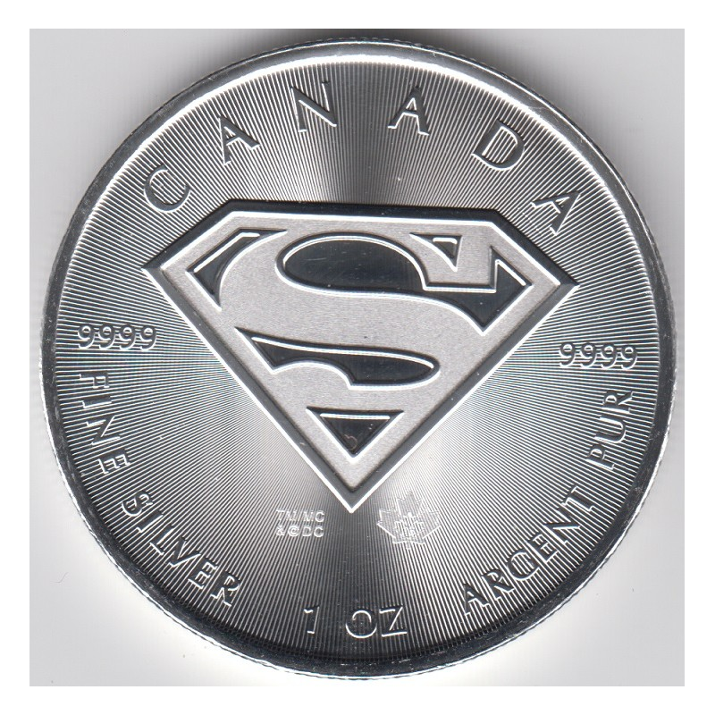 2016. Onza Canada. Superman