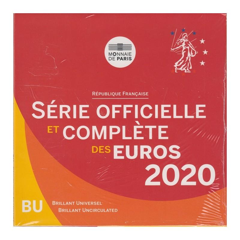 2020. Cartera euros Francia