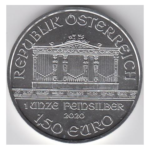 2020. Onza Austria. Filarmónica