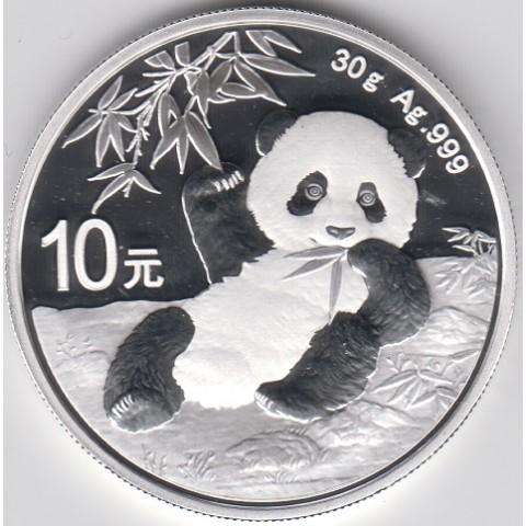2020. Onza China. Panda