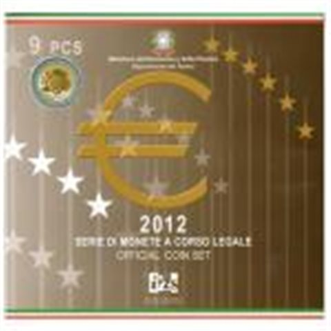 2012. Cartera euros Italia