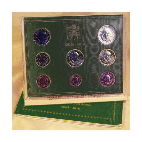 2010. Cartera euros Vaticano