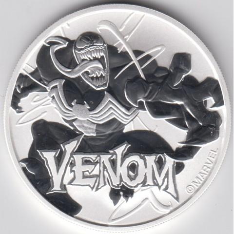 2020. Onza Tuvalu. Venom