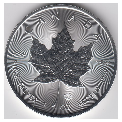 2020. Onza Canada. Maple Leaf