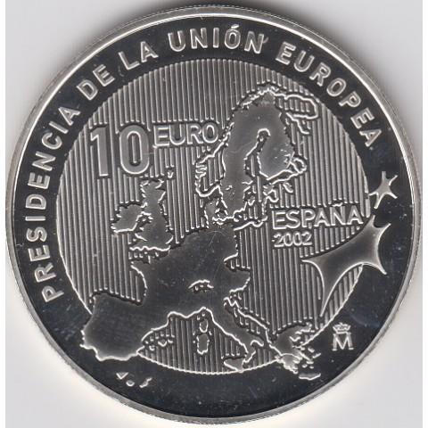 2002. Presidencia española UE