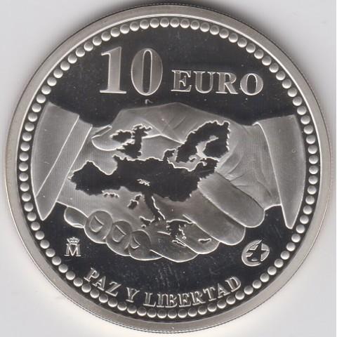 2005. Paz y Libertad. 10 euros