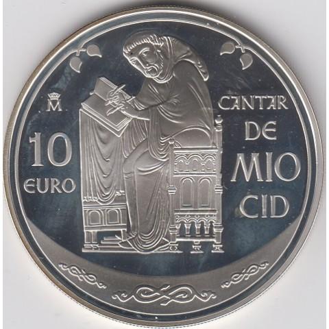 2007. Cantar del Mío Cid. 10 euros
