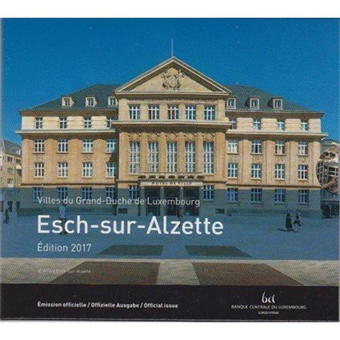2017. Cartera euros Luxemburgo
