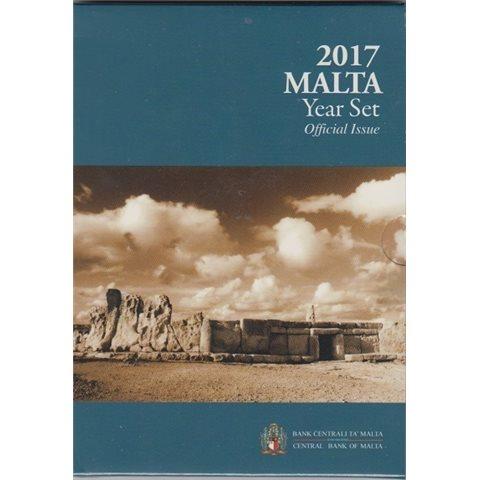 2017. Cartera euros Malta