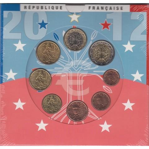 2012. Cartera euros Francia