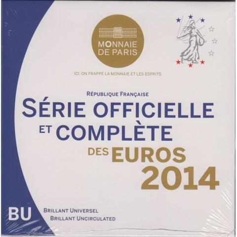 2014. Cartera euros Francia