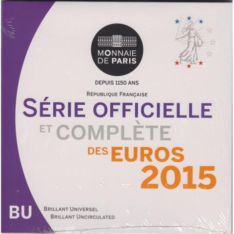 2015. Cartera euros Francia