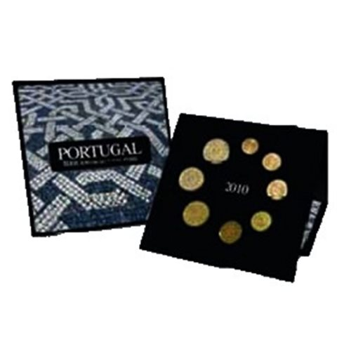 2010. Cartera euros Portugal