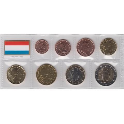 2020. Tira euros Luxemburgo