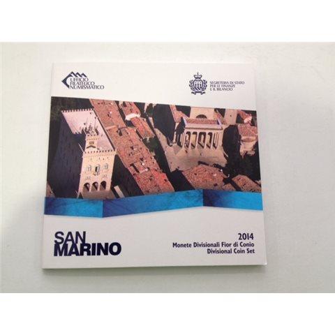 2014. Cartera euros San Marino