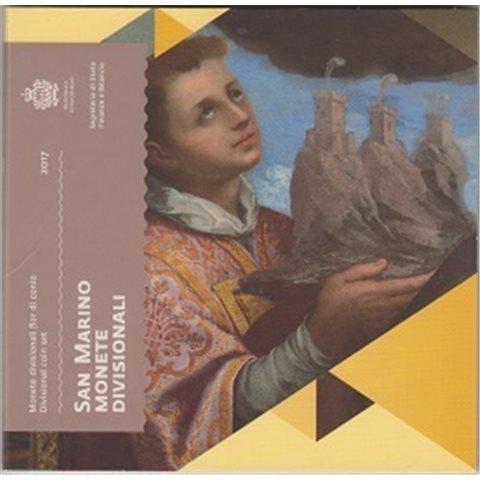 2017. Cartera euros San Marino