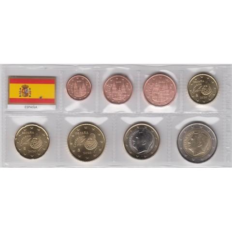 2020. Tira euros España