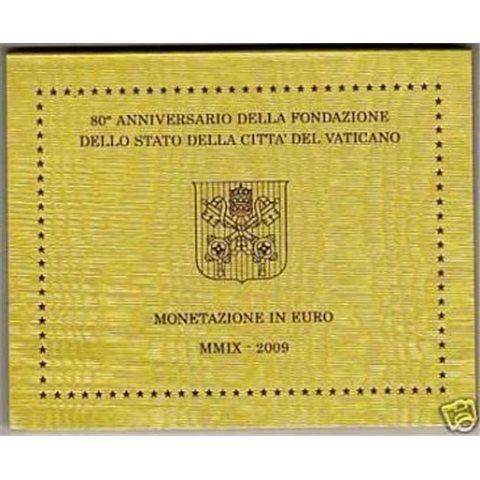 2009. Cartera euros Vaticano