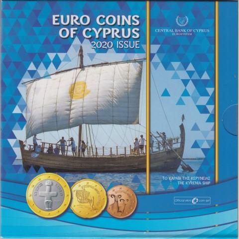 2020. Cartera euros Chipre