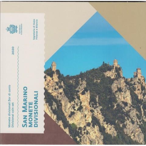 2020. Cartera euros San Marino