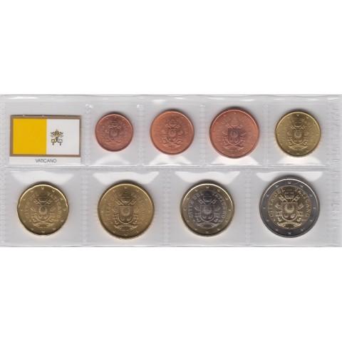 2018. Tira euros Vaticano