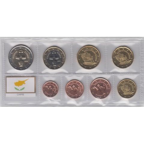 2020. Tira euros Chipre
