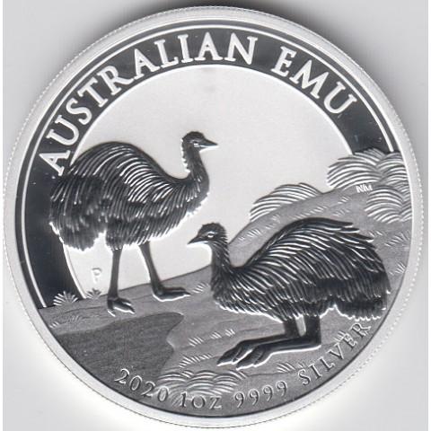 2020. Onza Australia. EMU