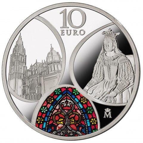 2020. Gótico. 10 euros