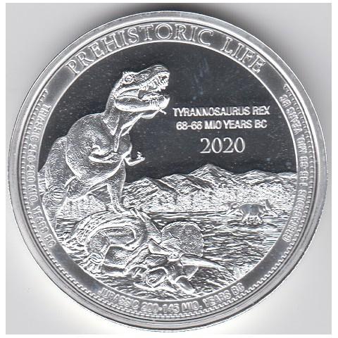 2020. Onza Congo. Tyranosaurus Rex