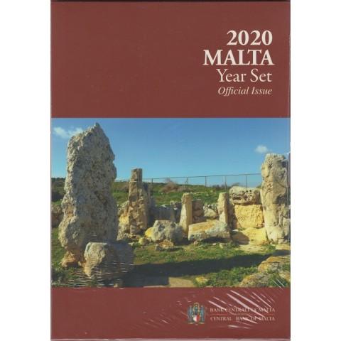 2020. Cartera euros Malta