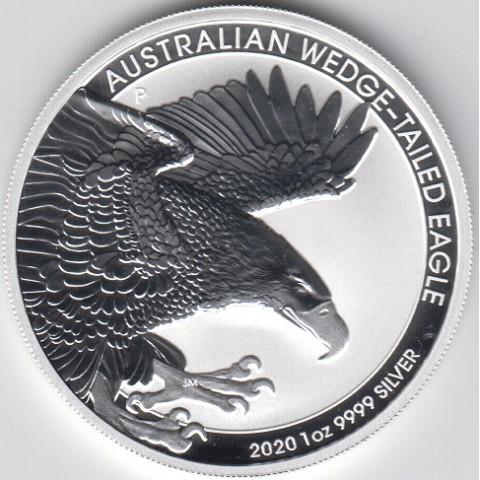 2020. Onza Australia. Aguila