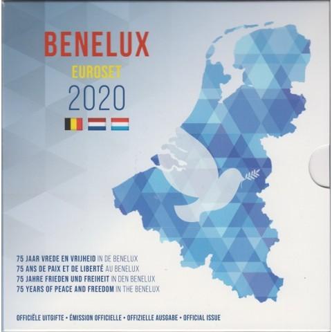 2020. Cartera euros Benelux
