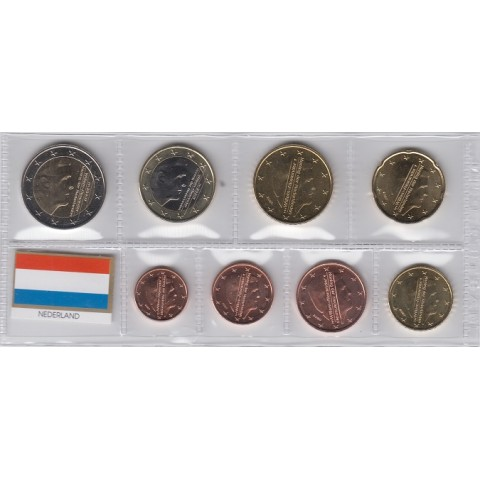 2020. Tira euros Holanda