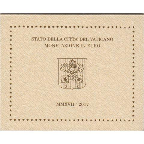 2017. Cartera euros Vaticano