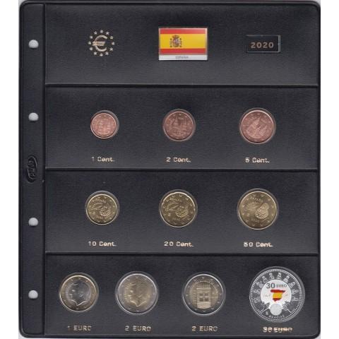 2020. Hoja Pardo euros España