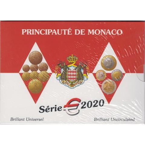 2020. Cartera euros Monaco