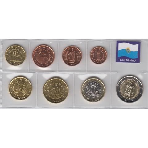 2010. Tira euros San Marino